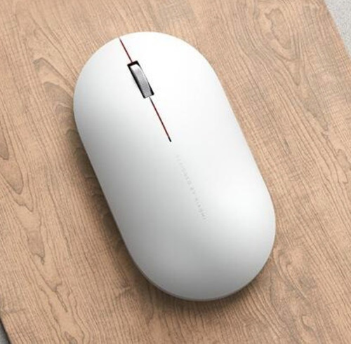 Xiaomi Mouse Bluetooth P/ Pc Notebook Tablet Ou iPad  Branco