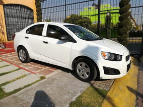 Chevrolet Sonic A 5vel Aa Mt