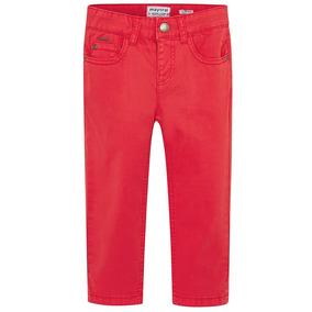 Pantalon Largo Slim Fit Niño Mayoral