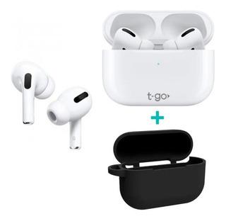 Auriculares Inalambricos Bluetooth Ergonomicos T Go Original