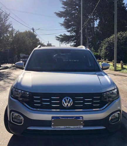 Volkswagen T-cross 1.6 Highline At 2020