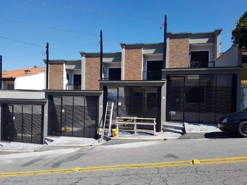 Sobrado Com 3 Dormitórios À Venda, 160 M² Por R$ 689.000,00 - Parque São Lucas - São Paulo/sp - So0343