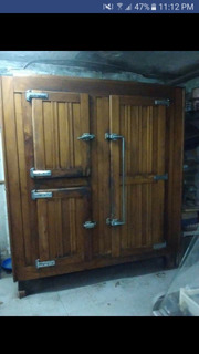 Heladera Carnicería 3 Puertas. Motor A Reparar