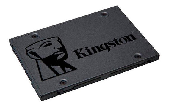 Ssd Kingston Sa400s37/480g Sata Iii