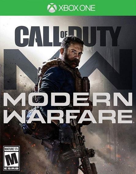 Call Of Duty Modern Warfare Xbox One 25 Digitos