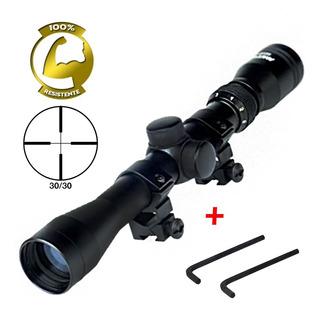 Mira Telescopica Optima 3-9x32 - Ideal Para Rifle Hatsan 125