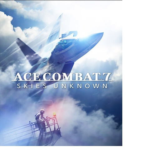 Ace Combat 7-pc-dvd(midia Fisic