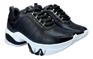 Tênis Feminino Ramarim Chunky Sneaker 20-80103 Charme Modas