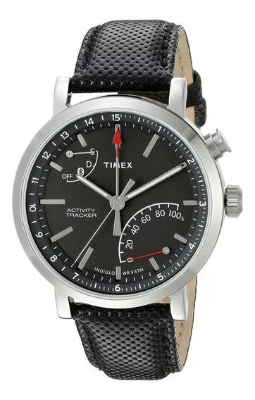 Timex Reloj Hombre Metropolitan + Bluetooth Activity Tracker