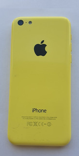 iPhone 5c Impecable Y Con Forro+cargador Y Power Bank