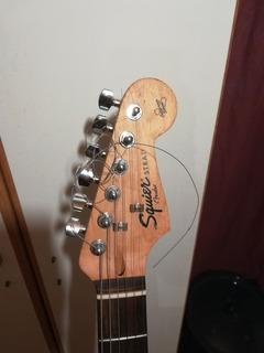 Guitarra Electrica Color Roja