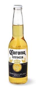 Cerveza Corona Porron 330 Cc Por Unidad Botella Vidrio 330ml