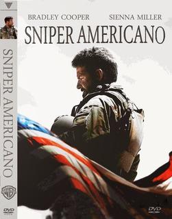 Filme Sniper Americano 2014 Frete Único Todo Brasil