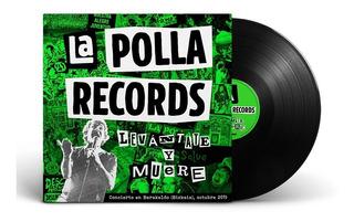 La Polla Records Levantate Y Muere 2lp +dvd