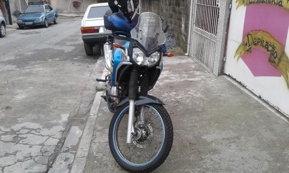 Yamaha 250 Azul 2011 Modelo 2012 Moto Ok