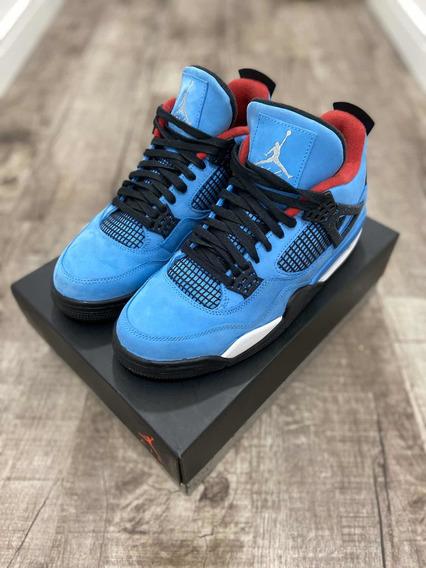 Jordan 4 X Travis Scott