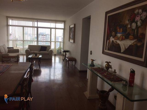 Apartamento 3 Dormitorios 1 Suite 2 Vagas Local  Moema - Ap5680
