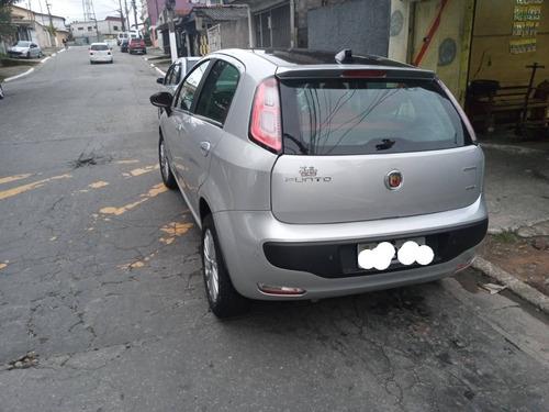 Imagem 1 de 6 de Fiat Punto 2017 1.6 Completo