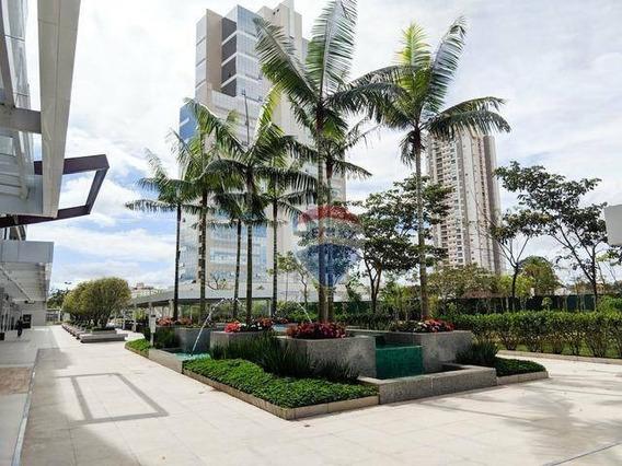 Sala Comercial No Sky Mall Patteo Mogilar - Mogi Das Cruzes - 40 M² - Sa0063