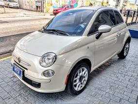 Fiat 500 1.4 Cult 8v Flex 2p Automatizado 2012/2013