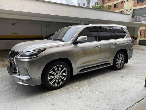 Lexus Lx 2017 5.7 570