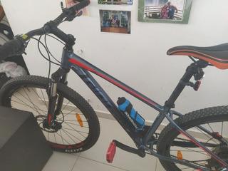 Bicicleta Giant Talón 2 2019 Talle S Equipamiento Deore 2x9