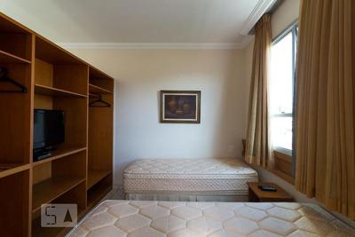 Flat Em Rede De Hotel - Térreo Mobiliado Com 1 Dormitório - Id: 892928332 - 228332