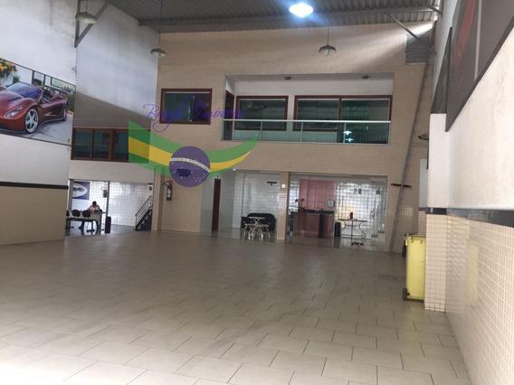 Galpão/pavilhão Para Alugar No Bairro Vasco Da Gama Em - Ga0005-2