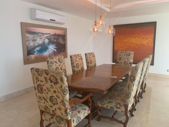 Apartamento En Alquiler, Serralles 3 Hab, Amoblado