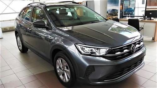 Volkswagen Nivus Confortline $458000 Cuotas Tomamos Usados S