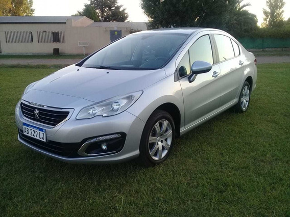 Peugeot 408 4ptas 1.6hdi Allure Manual 2017