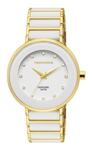 Relógio Technos Feminino Cerâmica 2035lmm/4b
