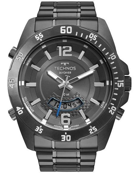 Relógio Technos Skydiver Masculino T205jm/4c