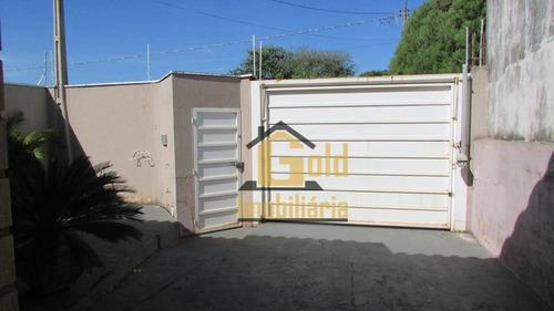 Casa Com 3 Dormitórios À Venda, 148 M² Por R$ 197.000 - Jardim Zara - Ribeirão Preto/sp - Ca0944