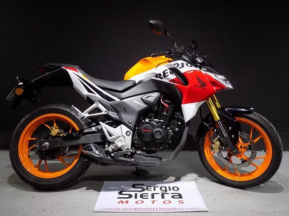 Honda Cb190 Repsol Naranja 2020