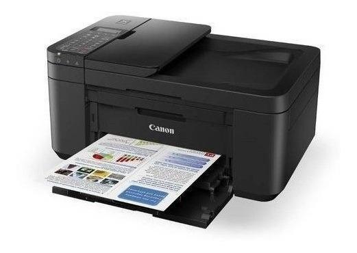 Multifuncional Canon E4210 Impressao Frente E Verso Duplex