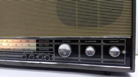 Rádio Philips Funcionando Em Perfeito Estado.