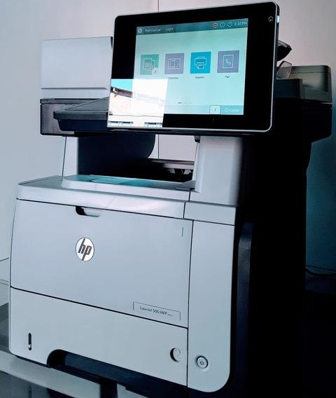 Impressora Multi Hp Laserjet Mfp M525, Semi Nova, Revisada