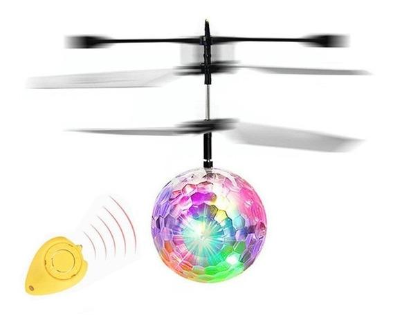Vuelo Balls Electronic Infrarrojo Inducción Aeronave Juguet