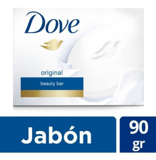 Jabon Dove Original Beauty Bar 90 Grs.