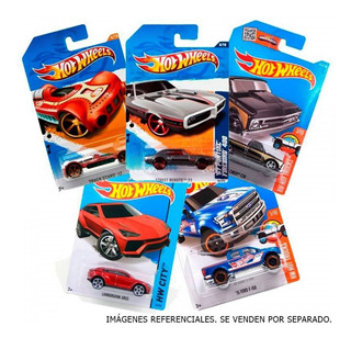 Carro Hot Wheels Básicos Hotwheels Mattel Sorpresa Original