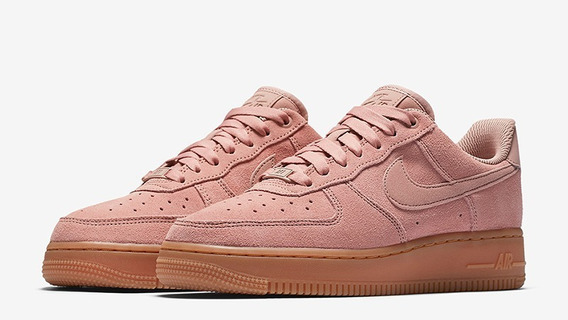 Zapatillas Nike Wmns Air Force 1 07 Se Particle Pink 37.5