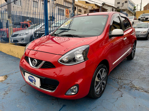 Nissan March 1.6 Sl!!! Completo!!!