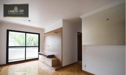Apartamento À Venda, 69 M² Por R$ 386.900,00 - Morumbi - São Paulo/sp - Ap49811