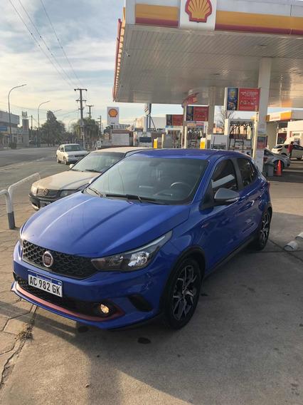 Fiat Argo 1.8 Hgt 2018
