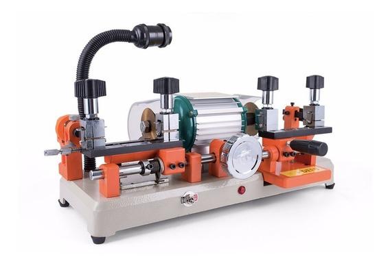 Maquina Duplicadora De Llaves De Doble Cabeza Alta Precisión