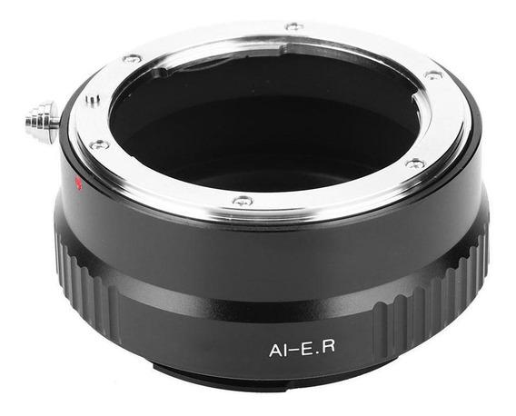 Ai-eos R Lente Adaptador Anel Para Nikon Ai Mount Lens Para