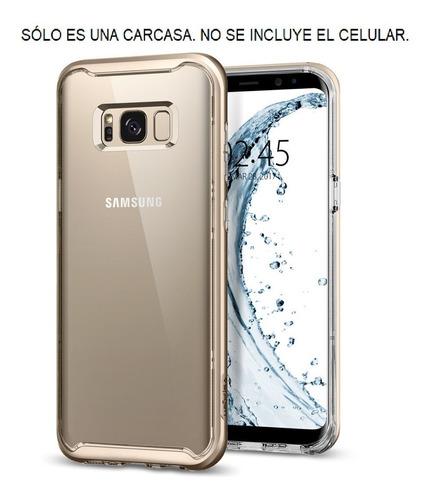 Samsung Galaxy S8 Spigen Neo Hybrid Crystal Carcasa Case