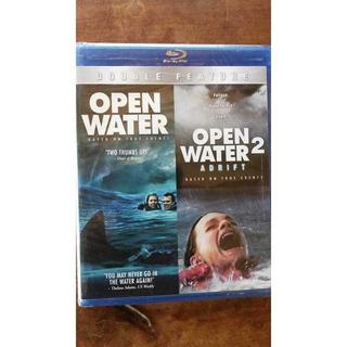 Blu-ray Open Water Y Open Water 2 Adrift Sub Esp