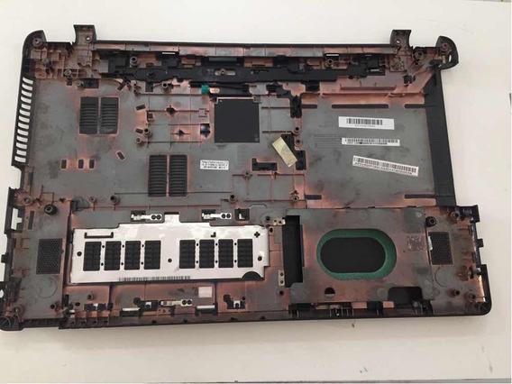 Carcaça Base Chassi Notebook Acer E1-510 E1-570 Usado (6536)